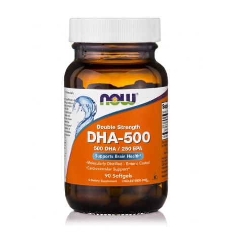 DHA-500 Softgels