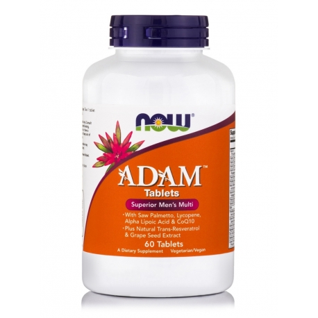 ADAM™ Men's Multiple Vitamin Tablets