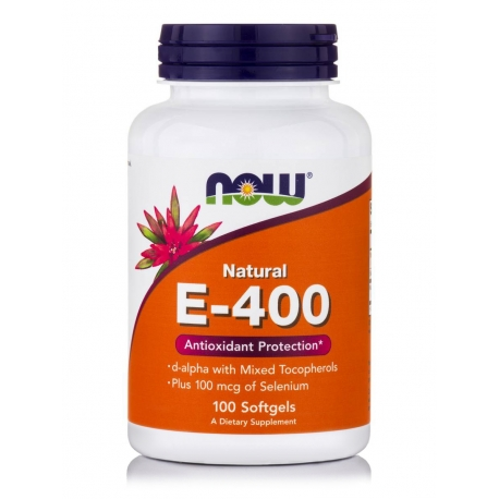 Vitamin E-400 IU MT Softgels