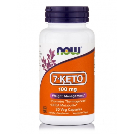 7-KETO® 100 mg Veg Capsules